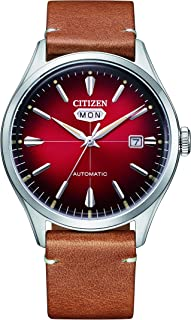 Citizen Mechanical Men's Day and Date Watch - NH8390-11X