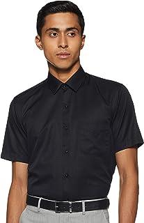 Peter England Men's Regular fit Formal Shirt