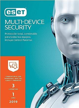 ESET Multidevice Security v12 2019, 3 Licencias