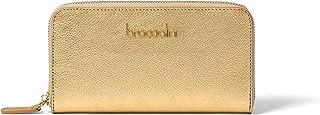 Portafogli zip around Basic Braccialini collezione 2021 (oro)