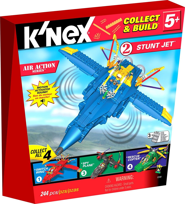 K'Nex Stunt Jet [244 pcs - No.2]