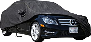 XtremeCoverPro 100% Breathable Car Cover for Select Cadillac CTS CTS-V Coupe 2011 2012 2013 2014 2015 (Jet Black)