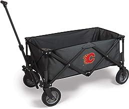 NHL Calgary Flames Collapsible Folding Adventure Wagon
