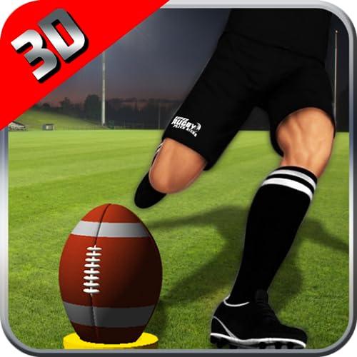 Super Rugby Flick Kicks