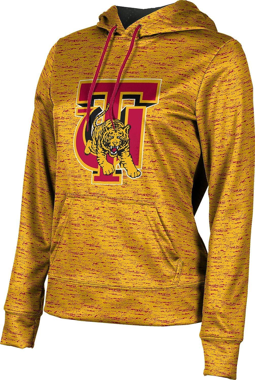 Tuskegee University Girls' Pullover Hoodie, School Spirit Sweatshirt (Brushed)