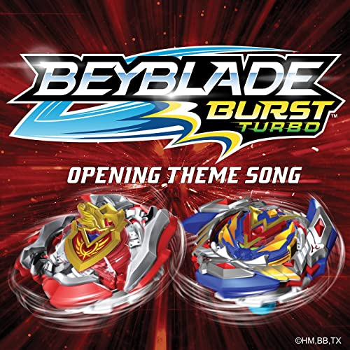 Beyblade Burst Turbo (Opening Theme Song) de