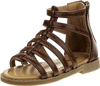 Kensie Girl Multi Strap Gladiator Sandals (Toddler)