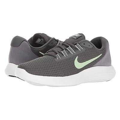 Nike Lunar Converge (Dark Grey/Fresh Mint/Cool Grey/White) Women