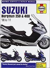 Suchergebnis Auf Für Suzuki Burgman 400