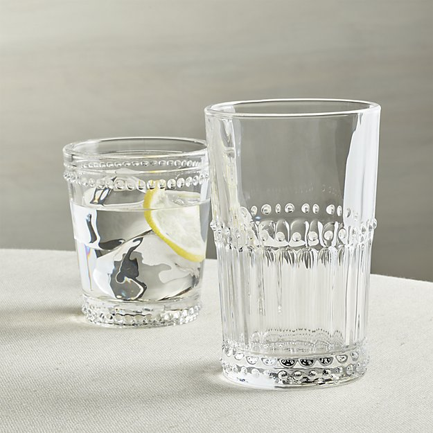 Josie Glasses | Crate and Barrel
