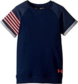 Under Armour Kids - Favorite Terry Crew (Big Kids)