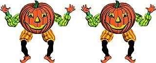 Beistle 00442 Vintage Halloween Jointed Goblins 2 Piece, 30