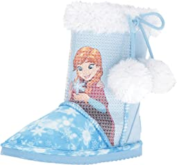 Frozen Faux Suede Boots (Toddler/Little Kid)