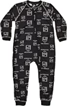 Outerstuff NHL Toddlers Little Boys Full Zip Raglan Logo Print Coverall, NHL Teams