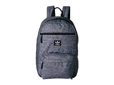 adidas Originals Originals National Backpack (Heather Grey) Backpack Bags