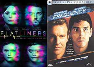 Messing With Time + Death = Entertaining Thrillers - Flatliners (2017) & Frequency 2-DVD Bundle