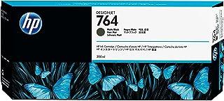 HP 764 300ml Black Original DesignJet Ink Cartridge C1Q16A