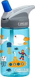 CamelBak Eddy Water Bottle, Kids, Sea, 400 ml Capacity
