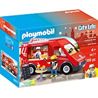 Playmobil City Food Truck Playset