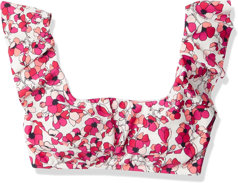 Tommy Hilfiger Women's Standard Detailed Bikini Top
