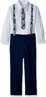 Boys' Little Four Piece Suspender Set