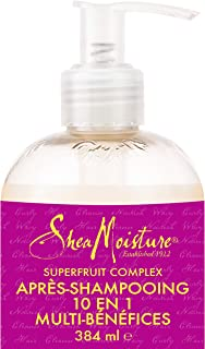 Shea Moisture Superfruit Complex 10-in-1 Renewal System Conditioner, 379 ml