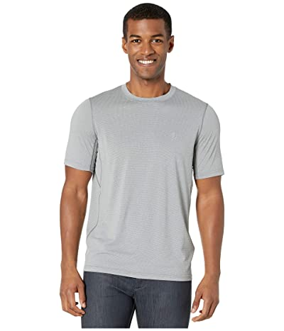 Fjallraven Abisko Day Hike Short Sleeve (Shark Grey) Men