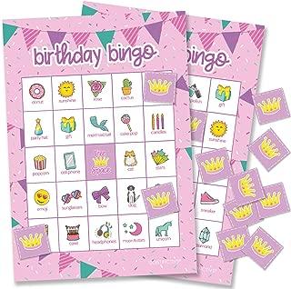 tea party birthday games