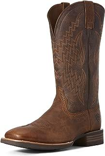 Men's Tycoon Western Boot Sorrel Crunch Size 10 M Us