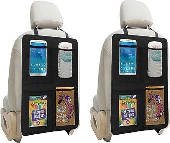 lebogner Kick Mat Auto Seat Back Protectors