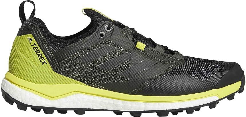 adidas outdoor Men's Terrex Agravic XT Black/Black/Shock Yellow 9.5 D US