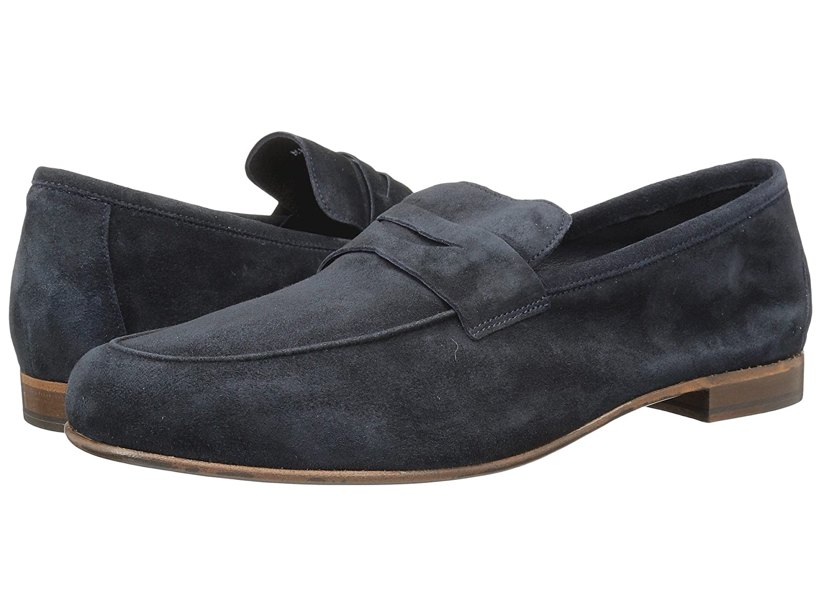 Massimo Matteo Suede Penny LoaferAtmospheric grades have affordable shoes