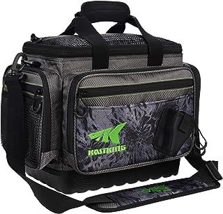 KastKing Fishing Tackle Bags - Large Saltwater Resistant Fishing Bags - Fishing Gear Bags - Waterproof Fishing Tackle Stor...