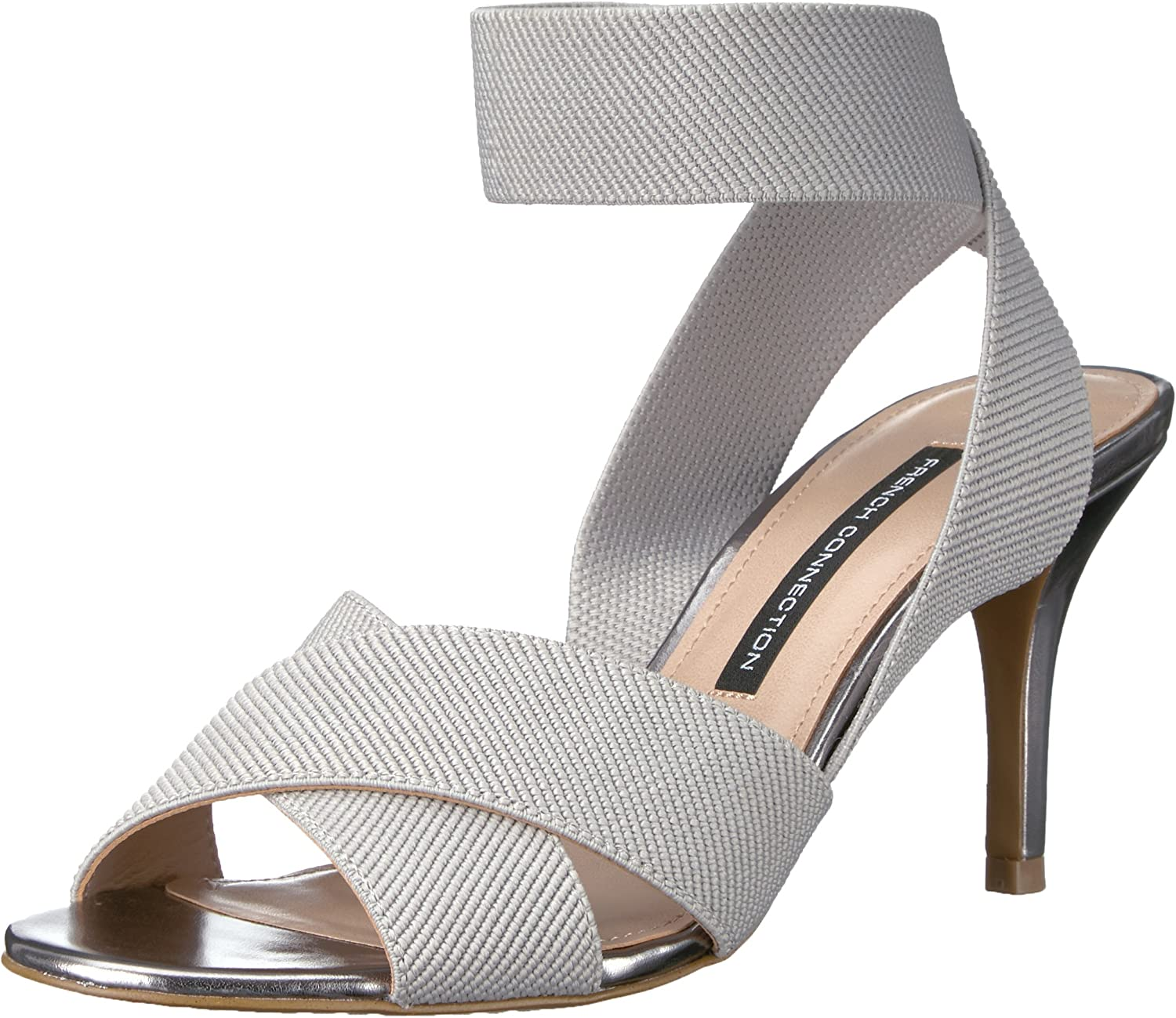 French Connection Womens Luana Dress Sandal