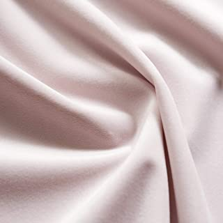 dusty pink velvet fabric