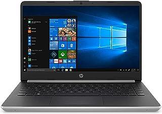 HP 14-DQ1039 Laptop, Intel 10th Gen Core™ i5-1035G1, 8GB SDRAM, 256GB SSD + 16GB Intel® Optane™ memory, Natural Silver, Win 10