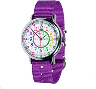 EasyRead Time Teacher Childrens Watch, Minutes Past and Minutes to,