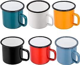 Best enamel mugs set Reviews