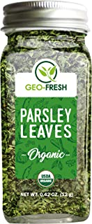 Geo-Fresh Organic Parsley 0.42 OZ. (12g)