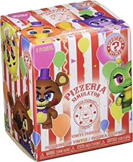 Funko Mystery Minis: Five Nights at Freddy's Pizza Simulator (One Mystery Figure), Multicolor