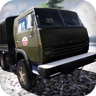 Kamaz Cargo: Snow Zone