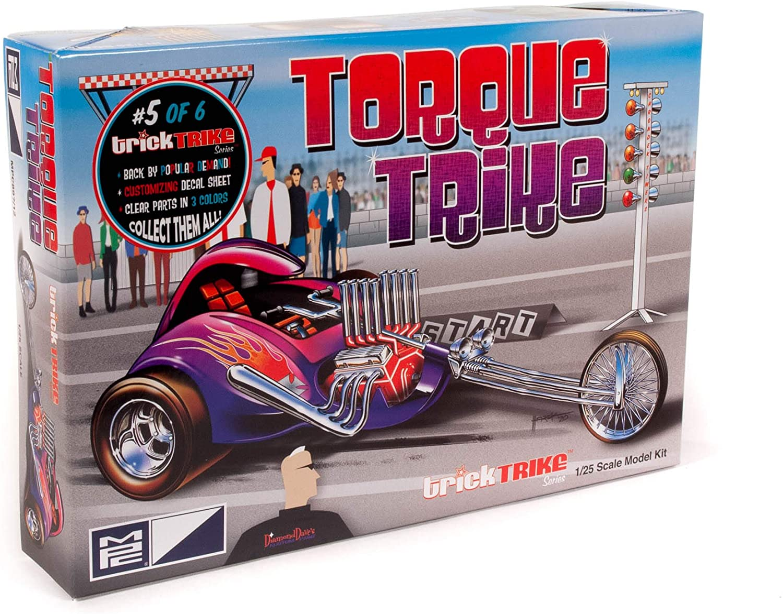 MPC Torque price Trike Trick Trikes Model Scale Kit Series 1:25 Free Shipping New