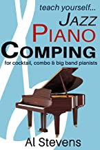 teach yourself... Jazz Piano Comping: for cocktail, combo &a
