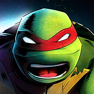 Ninja Turtles Legends Game
