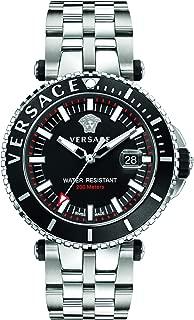 Versace Mens V-Race Diver Watch