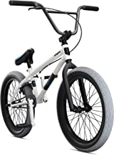 Mongoose Legion Street Freestyle BMX Bike Line for Beginner to Advanced Riders, Hi-Ten Steel or 4130 Chromoly Frame, Micro Drive 25x9T BMX Gearing, U-Brakes with Removable Mounts, and 20-Inch Wheels