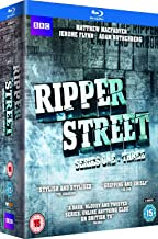 Ripper Street - Season 1-3 [Blu-ray]