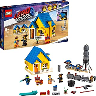 LEGO EmmetS Dream House Rescue Rocket