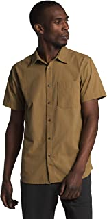 The North Face Men's S/S Baytrail Pattern Button-Down Short-Sleeve Shirt