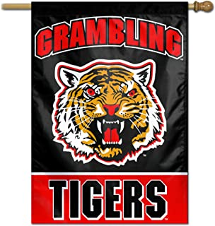 Wincraft Grambling State Tigers House Flag